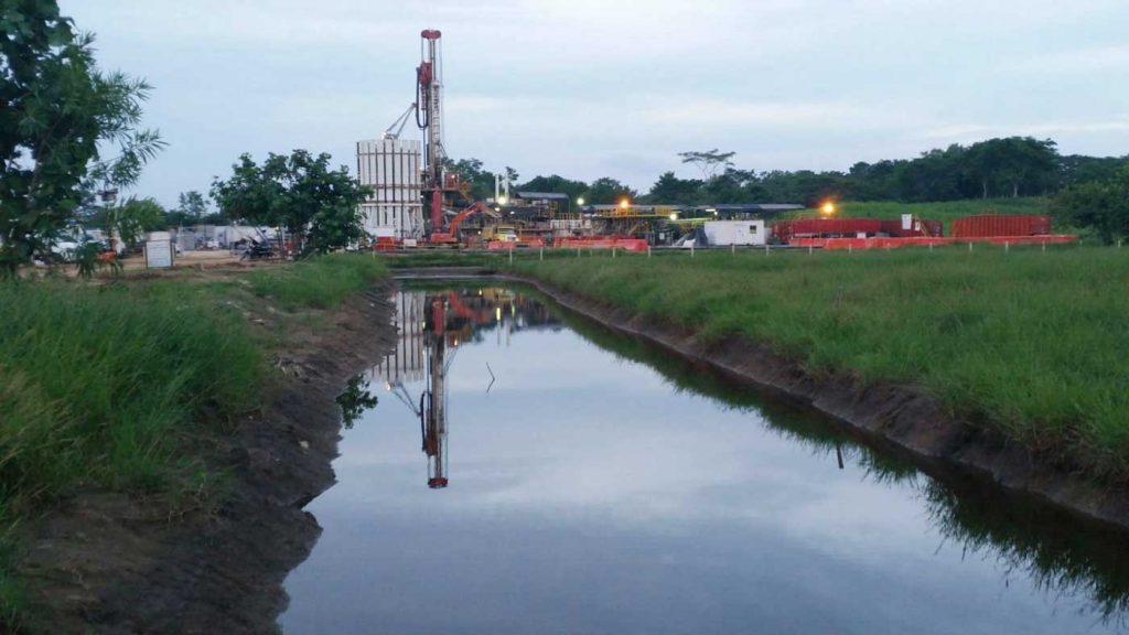 Planta de Explotación Gasífera en corregimiento El Crucero, de Sahagún.